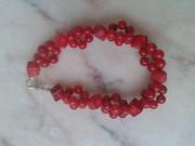 corail bracelet perle
