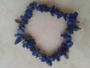 Lapis-Lazuli bracelet baroque