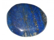 Galet de Lapis-Lazuli poli